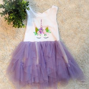 Unbranded Unicorn TuTu Dress 2T